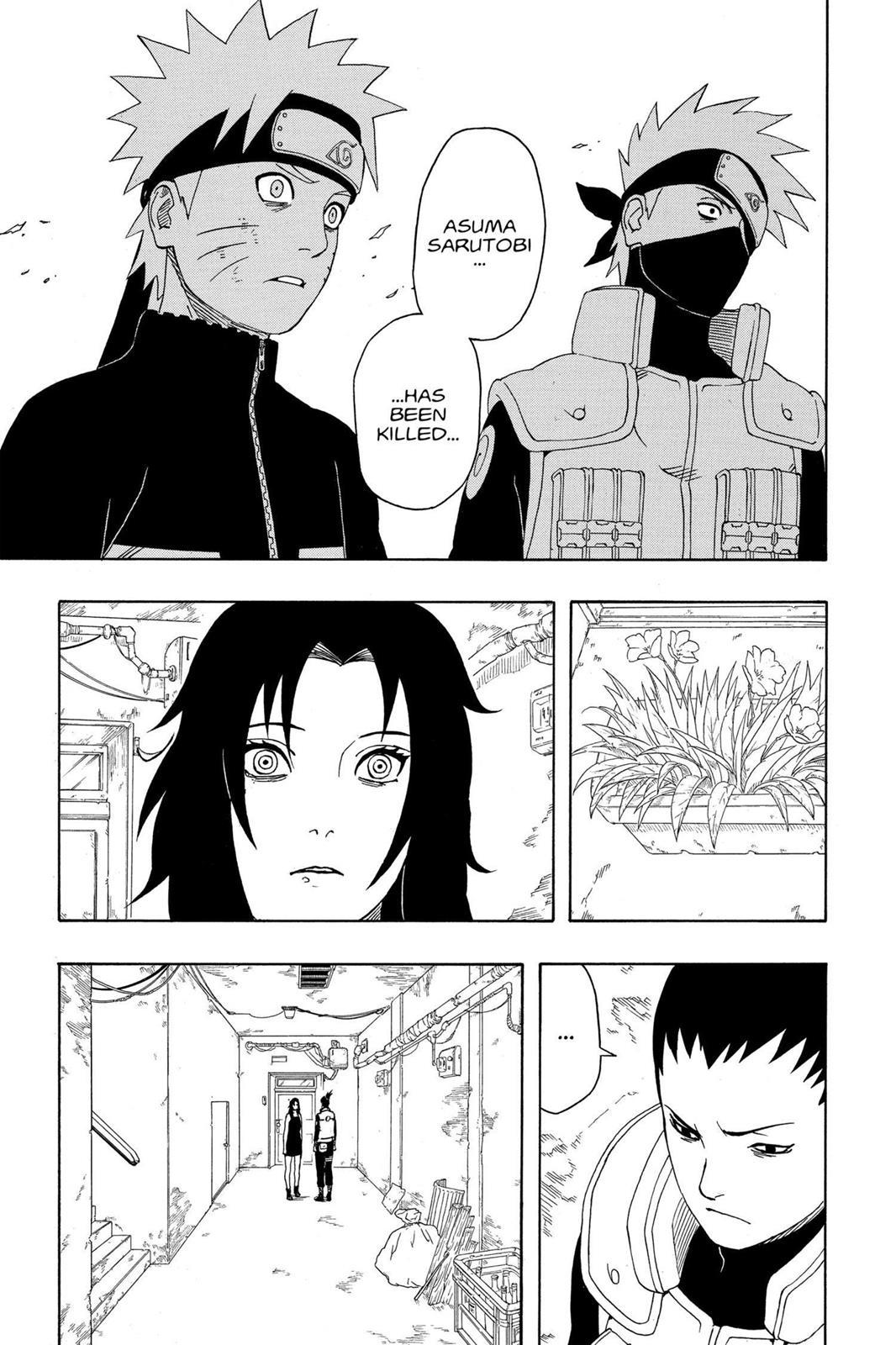 Naruto, Chapter 330 image 015
