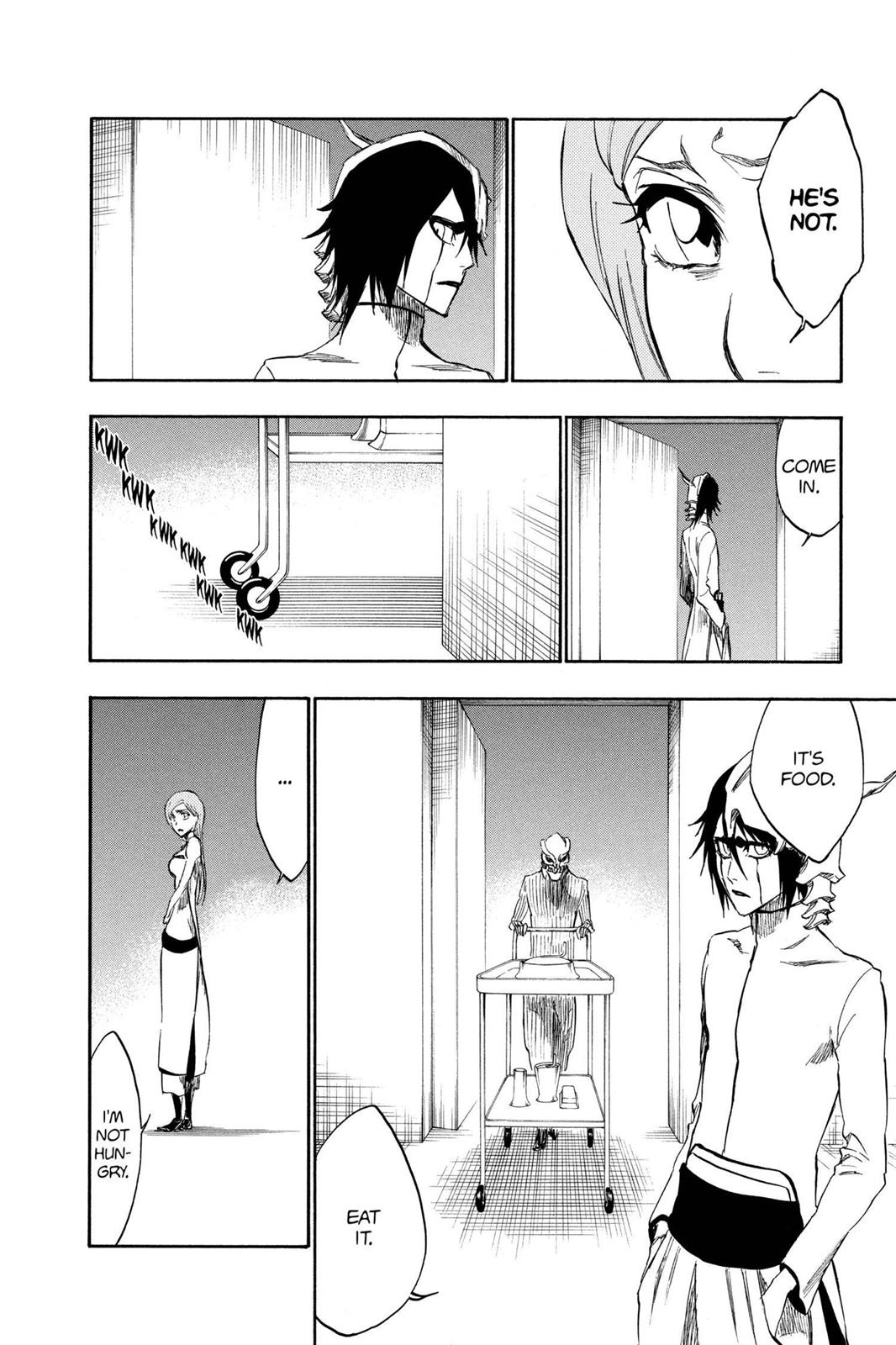 Bleach, Chapter 262 image 008