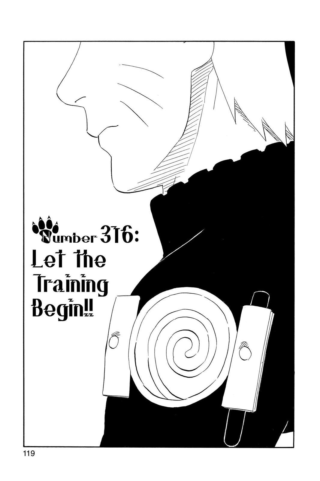Naruto, Chapter 316 image 001