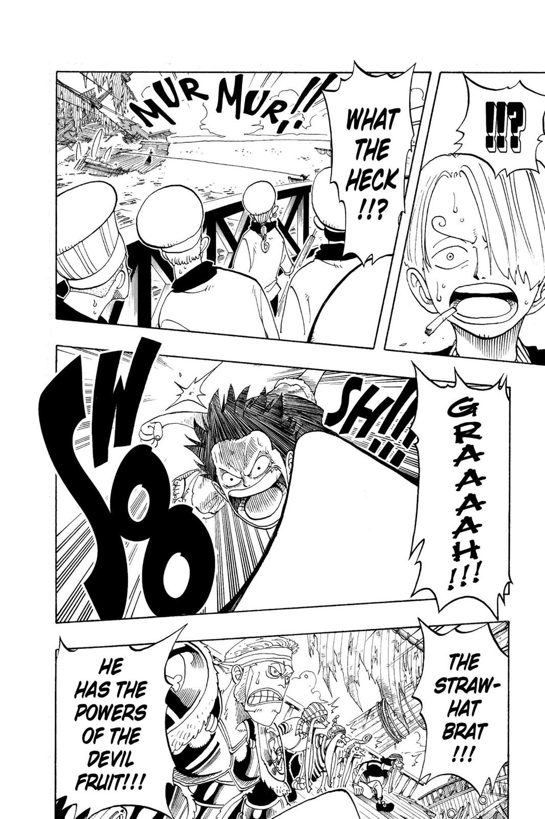 One Piece, Chapter 52 image 008