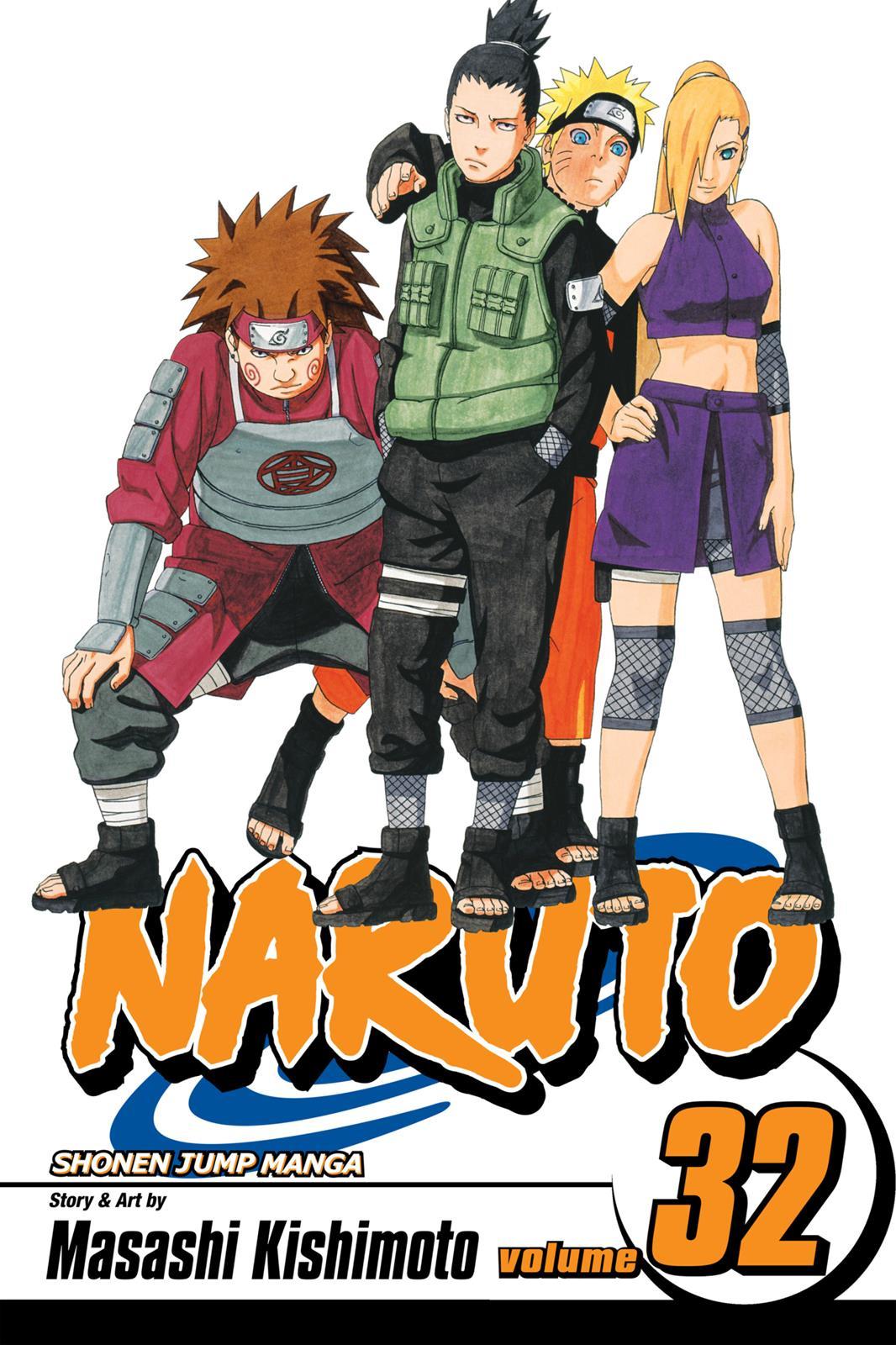 Naruto, Chapter 281 image 001
