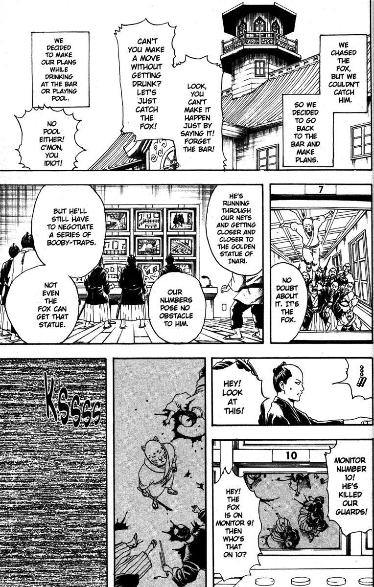 Gintama Chapter, 136 image 009
