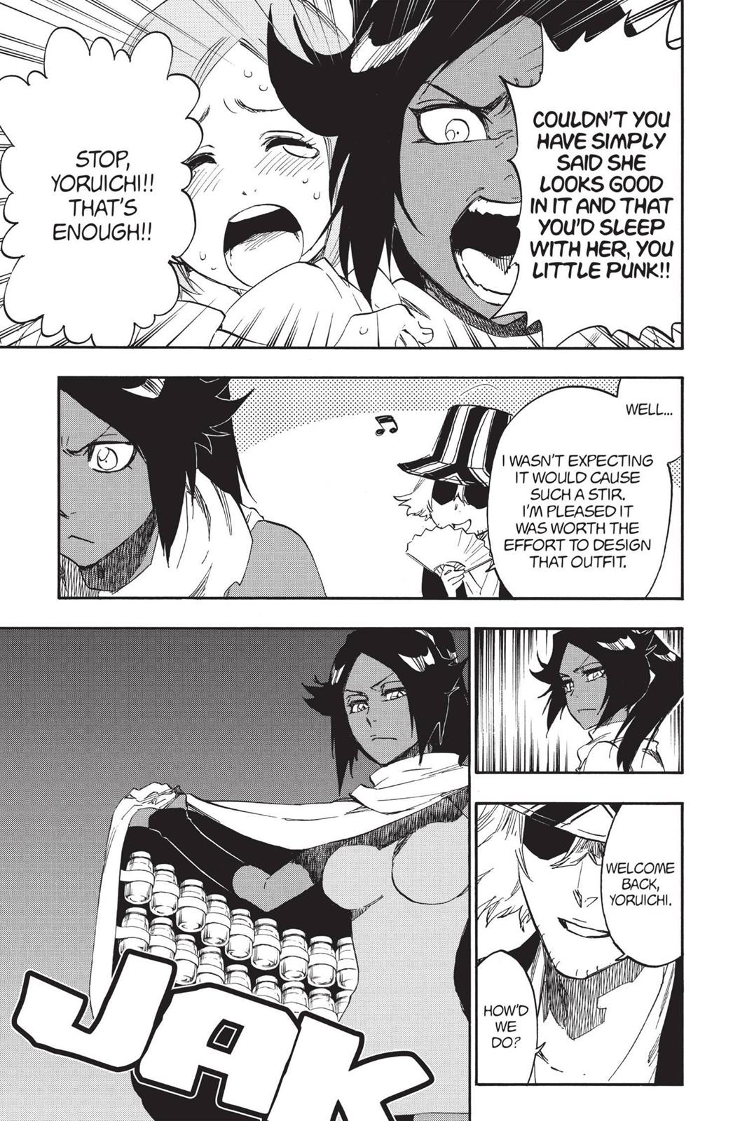 Bleach, Chapter 589 image 007