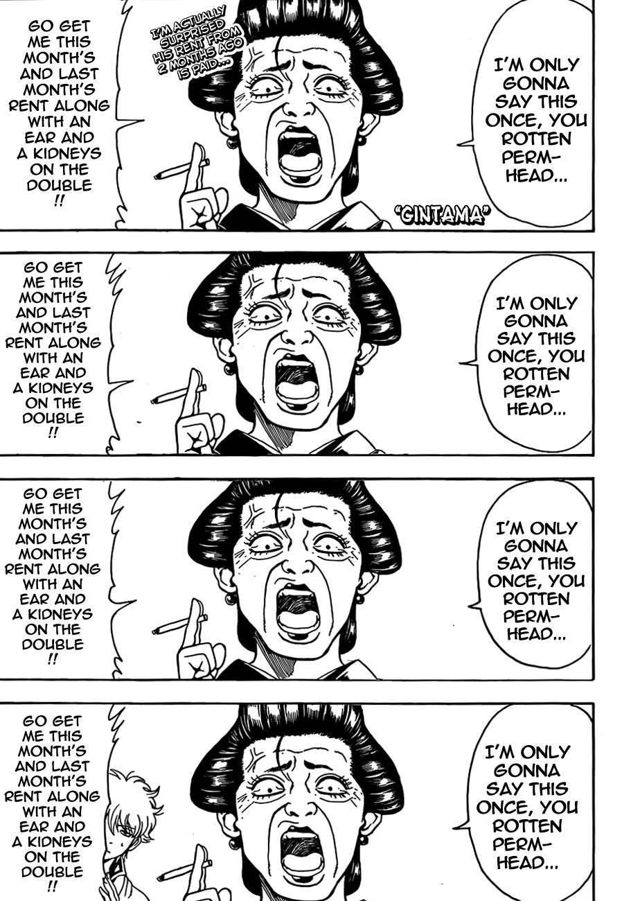 Gintama Chapter, 484 image 001