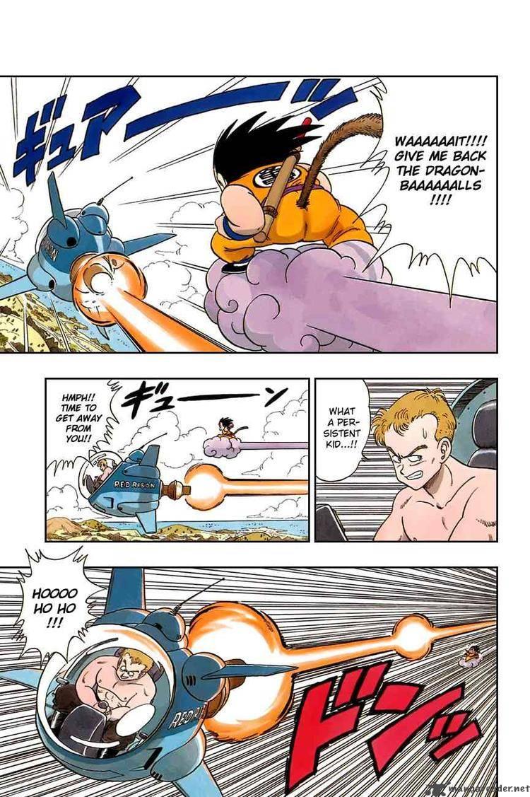 Dragon Ball, Chapter 81 image 007