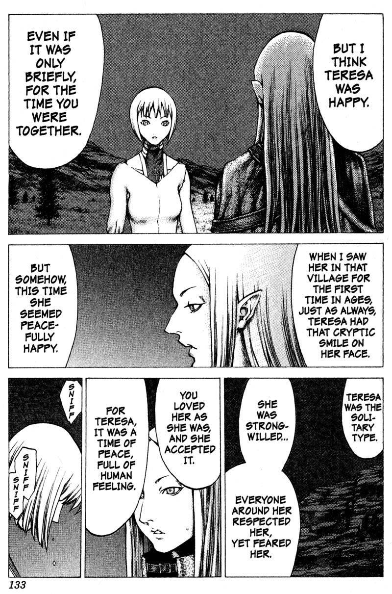 Claymore, Chapter 38 image 011
