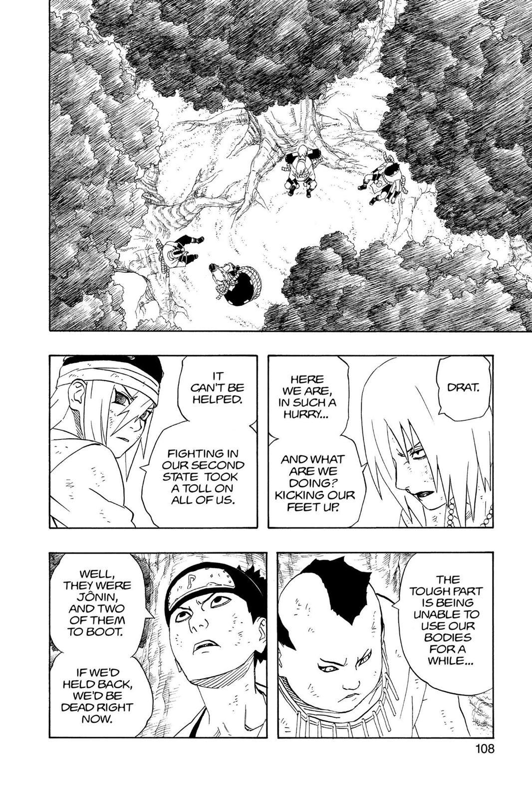 Naruto, Chapter 186 image 002