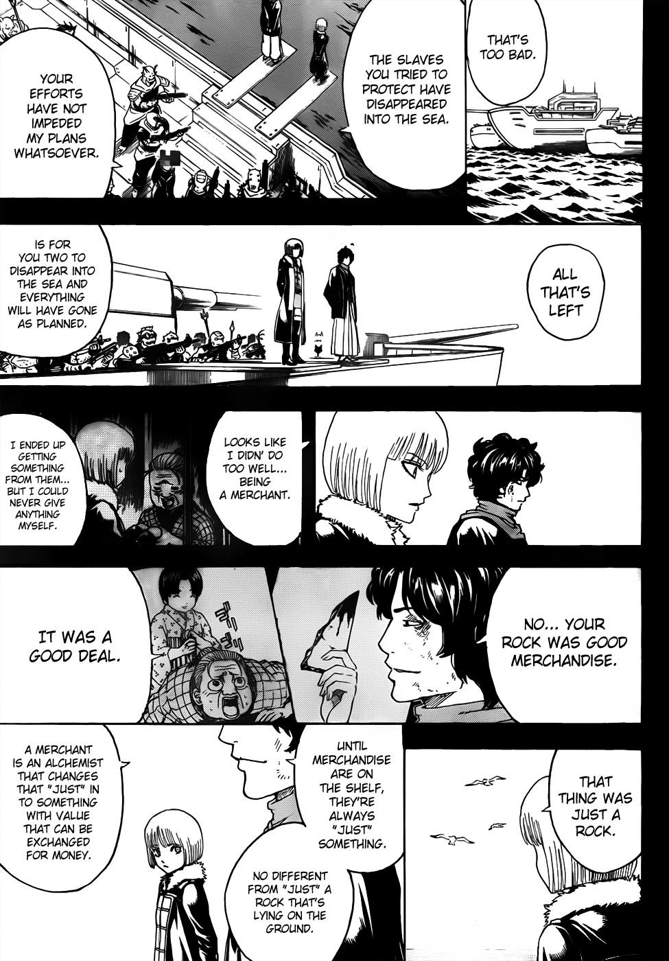 Gintama Chapter, 479 image 013