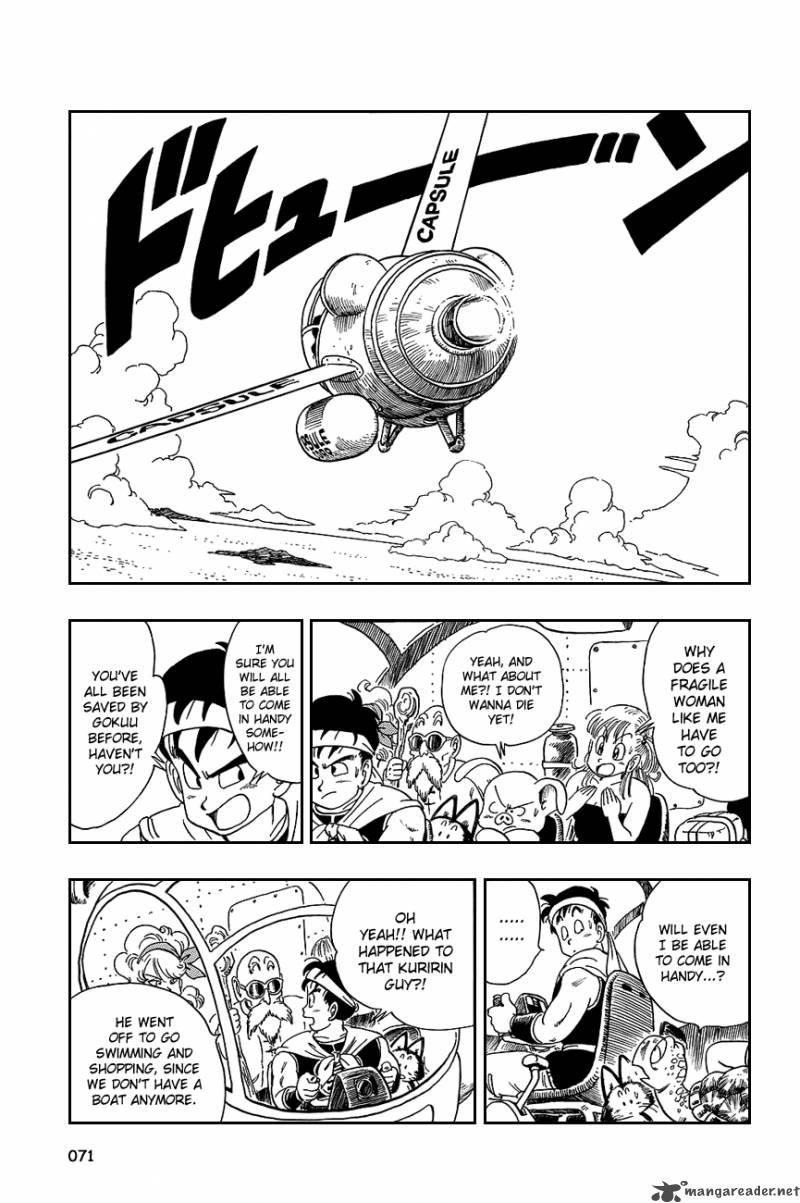 Dragon Ball, Chapter 94 image 012