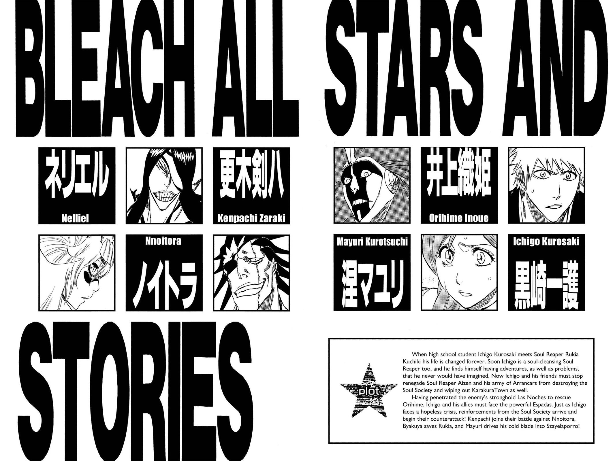 Bleach, Chapter 306 image 005
