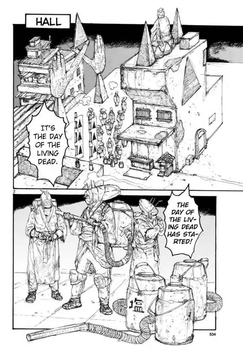 Dorohedoro, Chapter 161 image 002