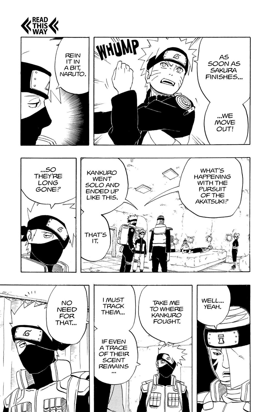 Naruto, Chapter 254 image 010