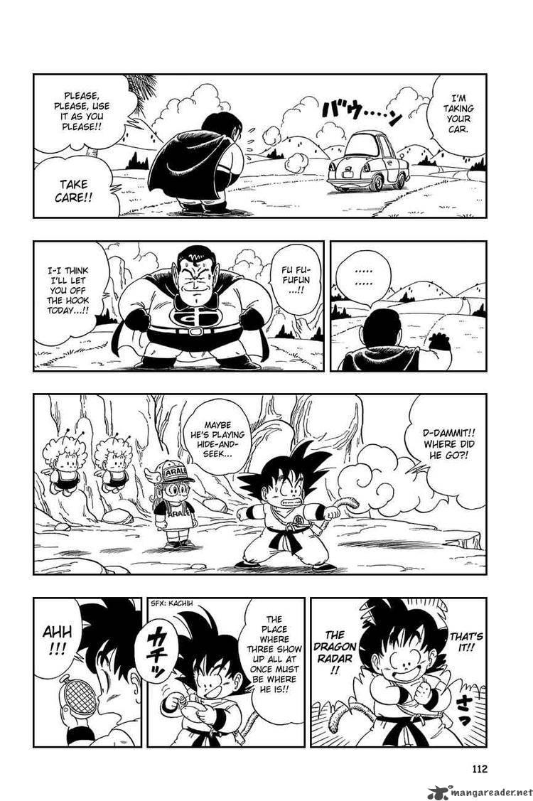 Dragon Ball, Chapter 82 image 009