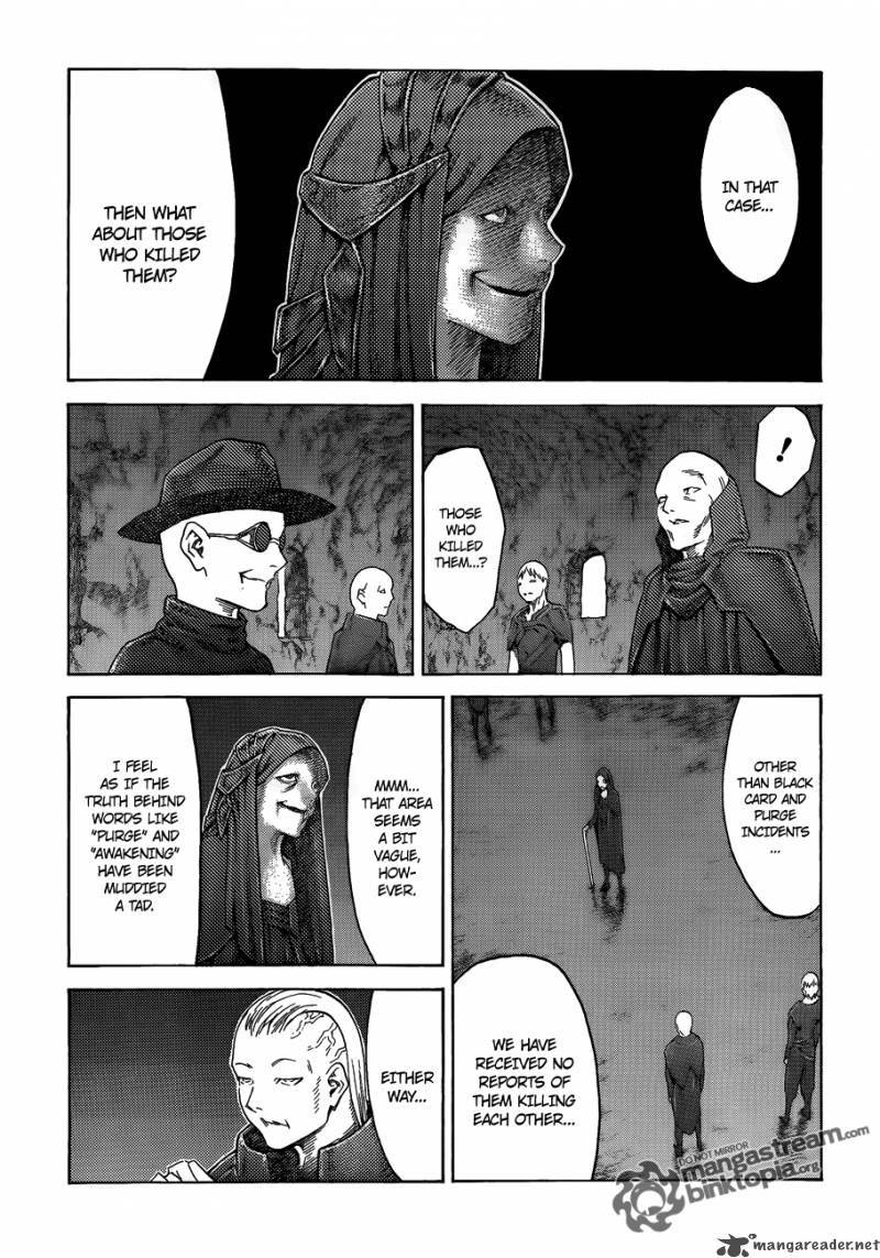 Claymore, Chapter 110 image 014