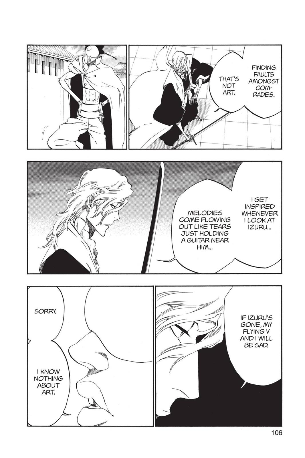 Bleach, Chapter 495 image 006