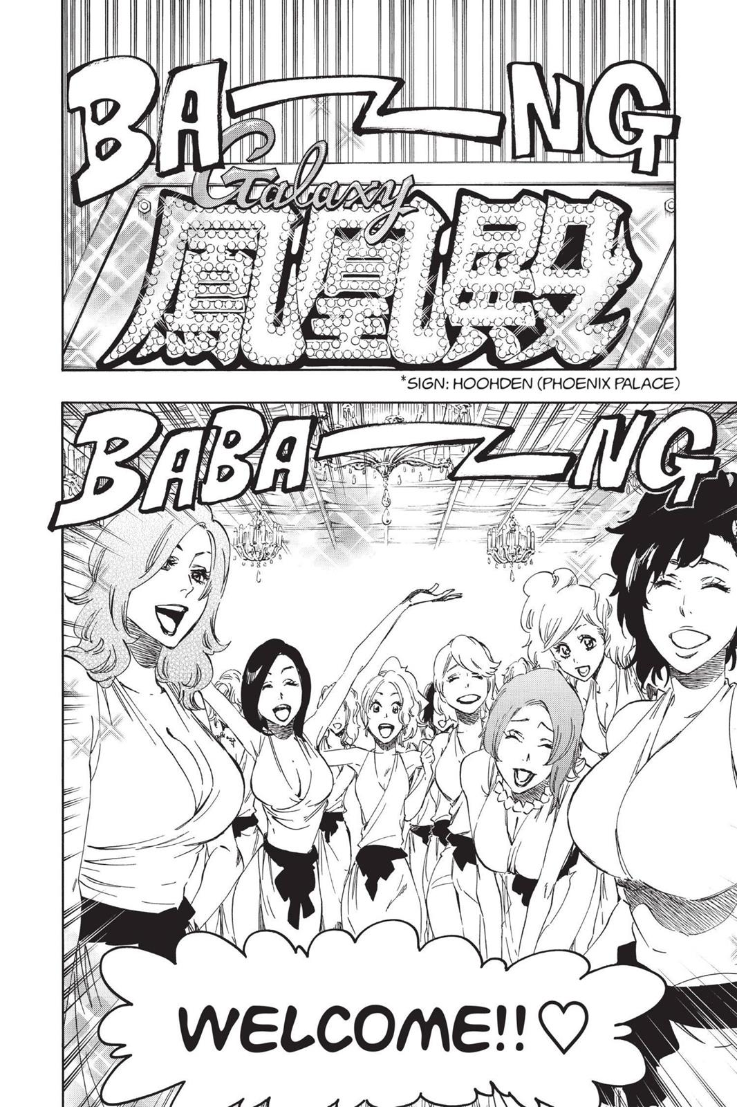 Bleach, Chapter 522 image 006