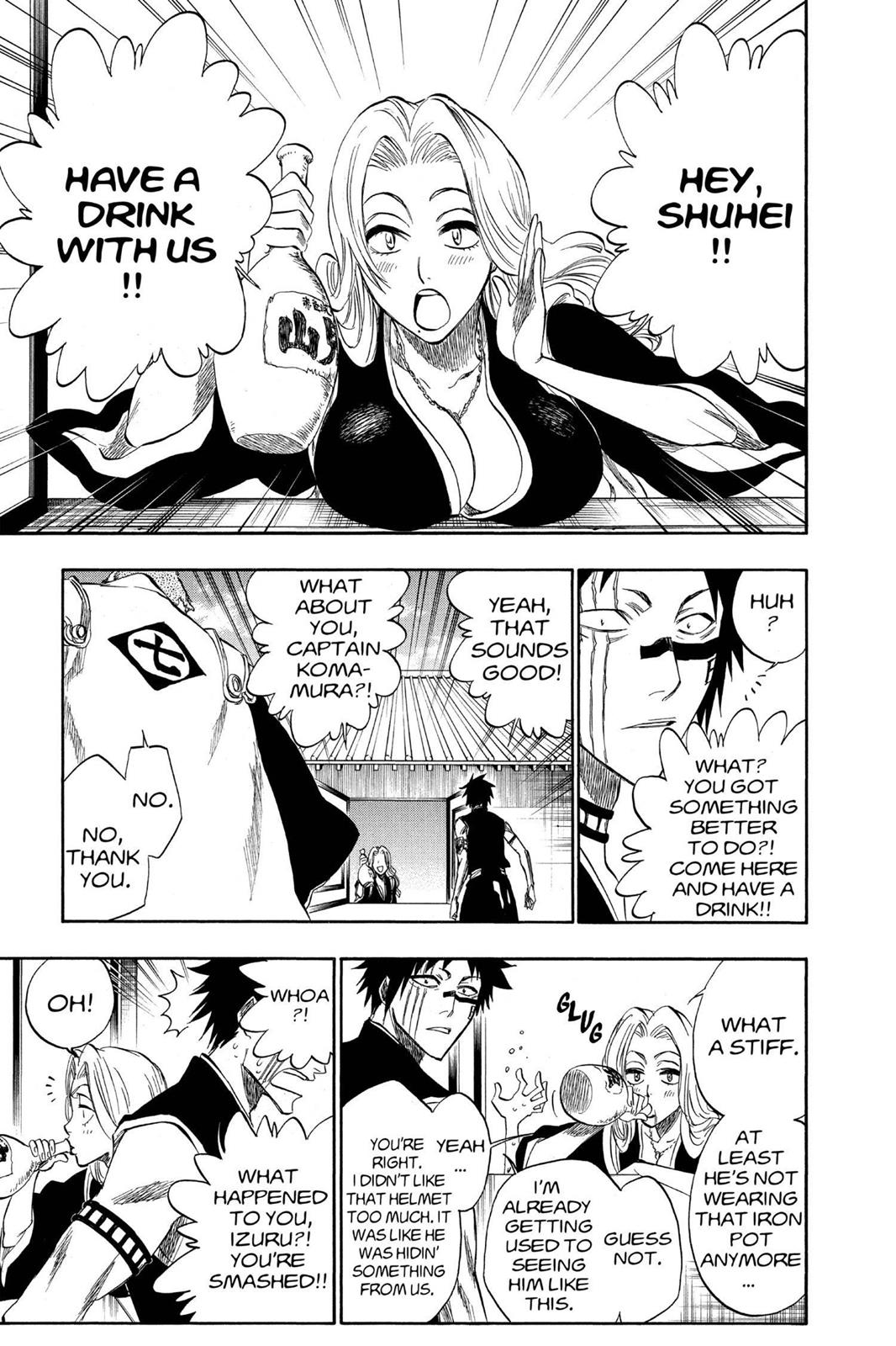 Bleach, Chapter 181 image 005