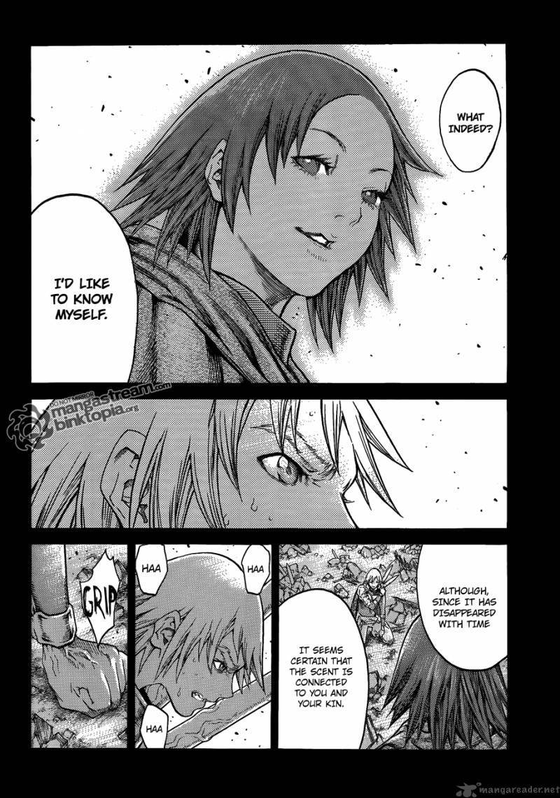Claymore, Chapter 110 image 006
