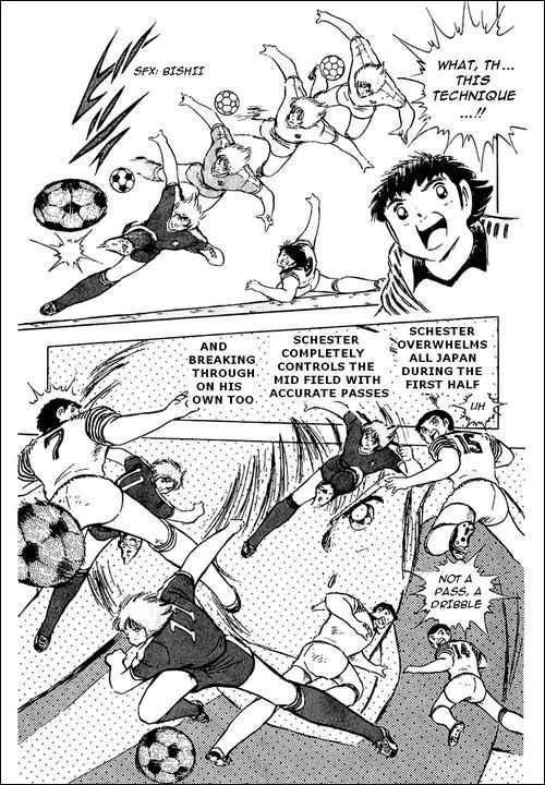 Captain Tsubasa, Chapter 88 image 071