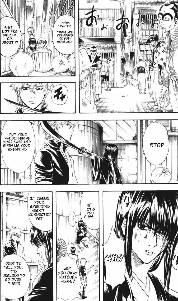 Gintama Chapter, 133 image 008