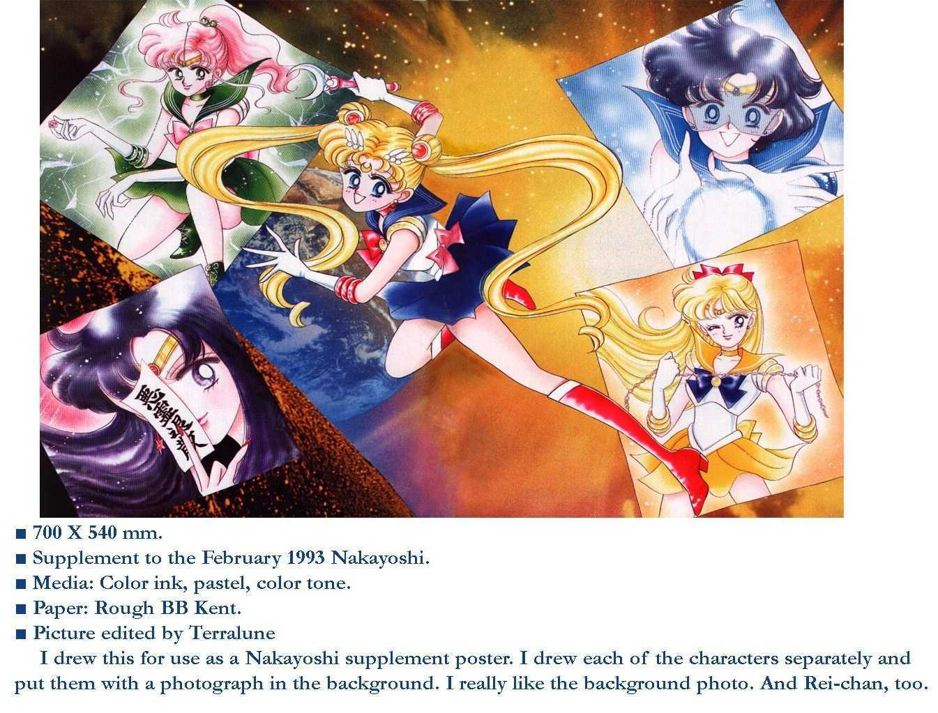 Sailor Moon, Cahpter 1 image 047