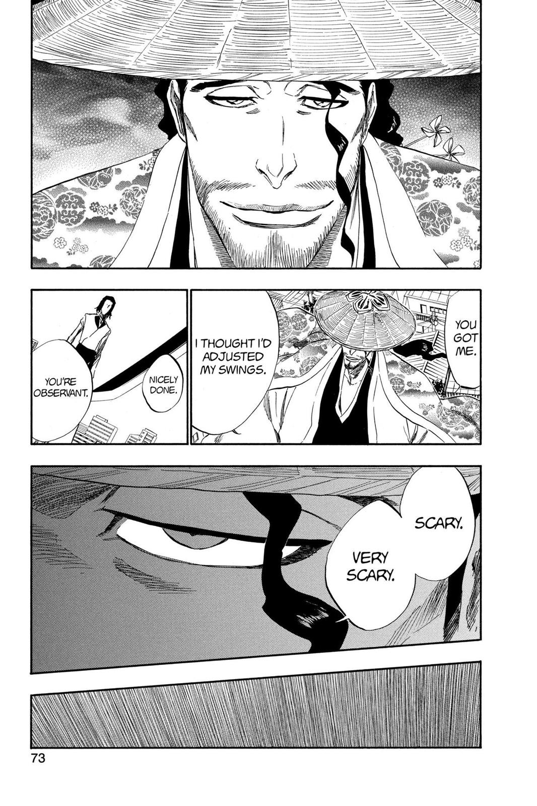 Bleach, Chapter 335 image 006
