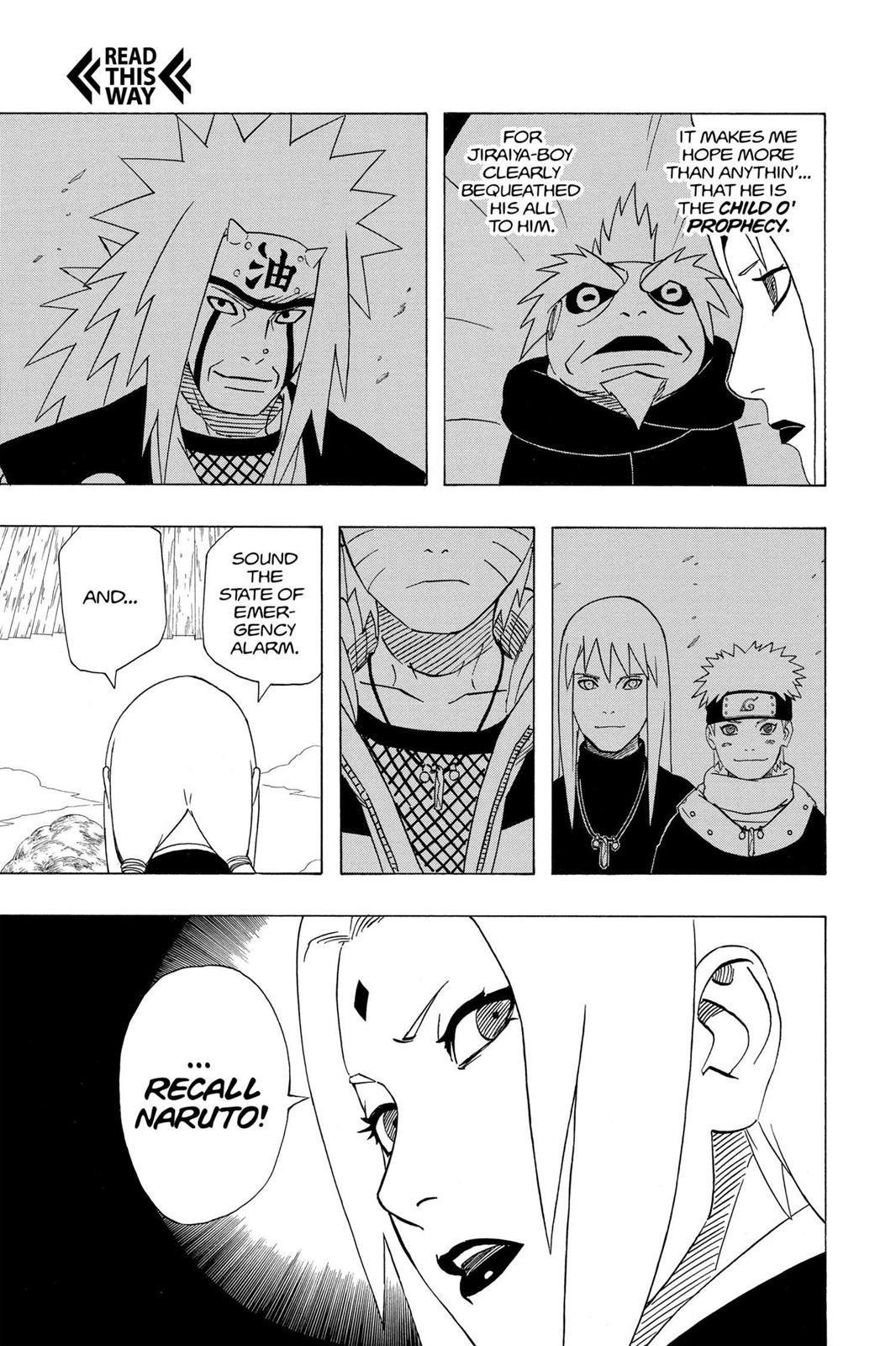 Naruto, Chapter 420 image 019