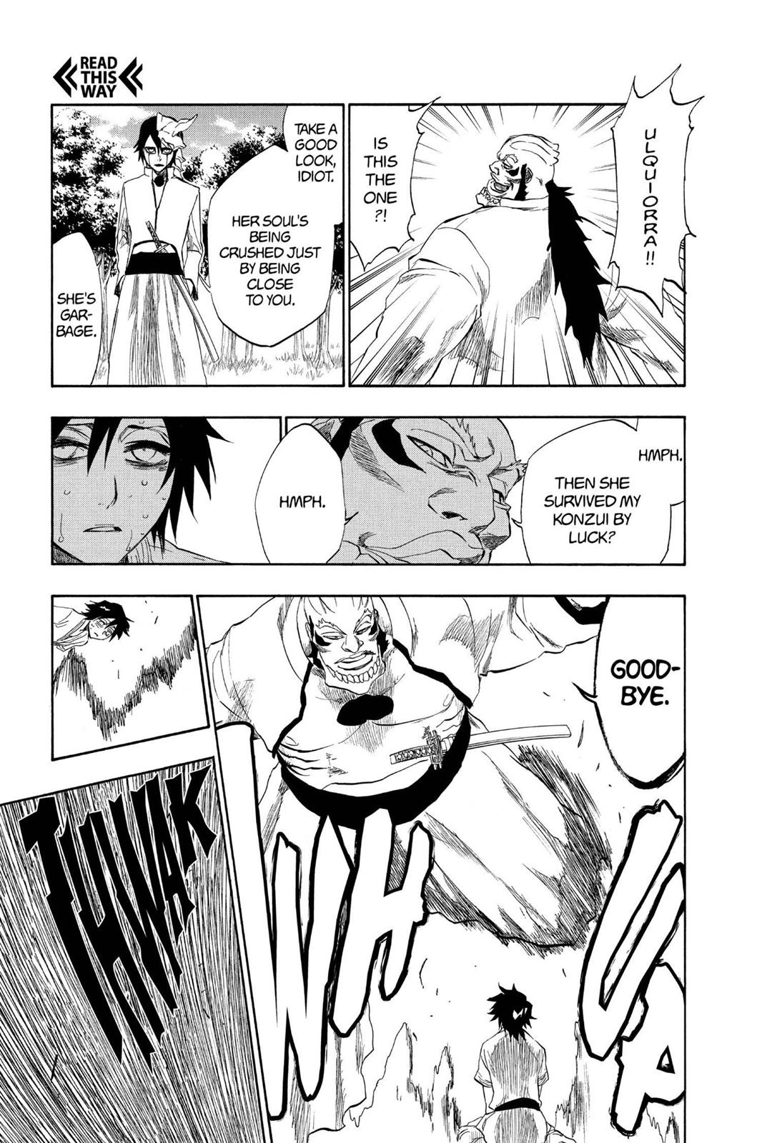 Bleach, Chapter 191 image 013