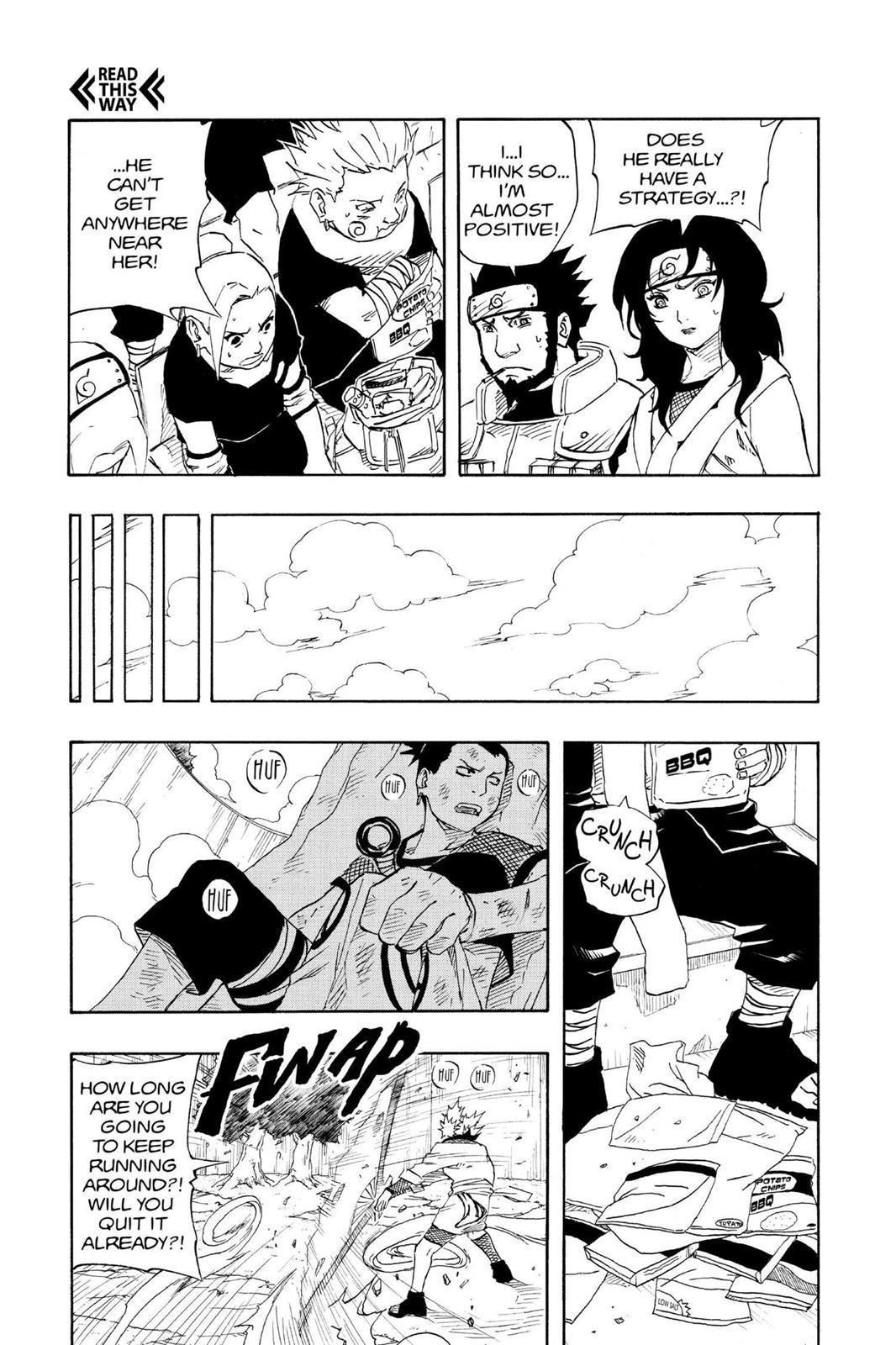 Naruto, Chapter 107 image 017