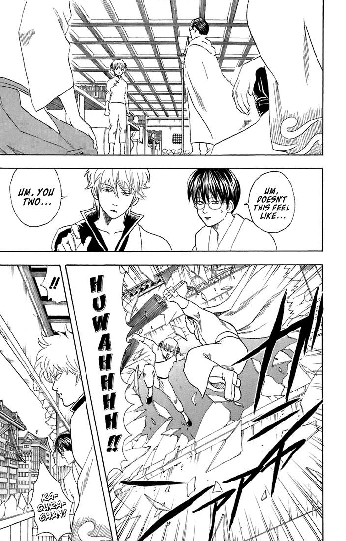 Gintama Chapter, 58 image 010