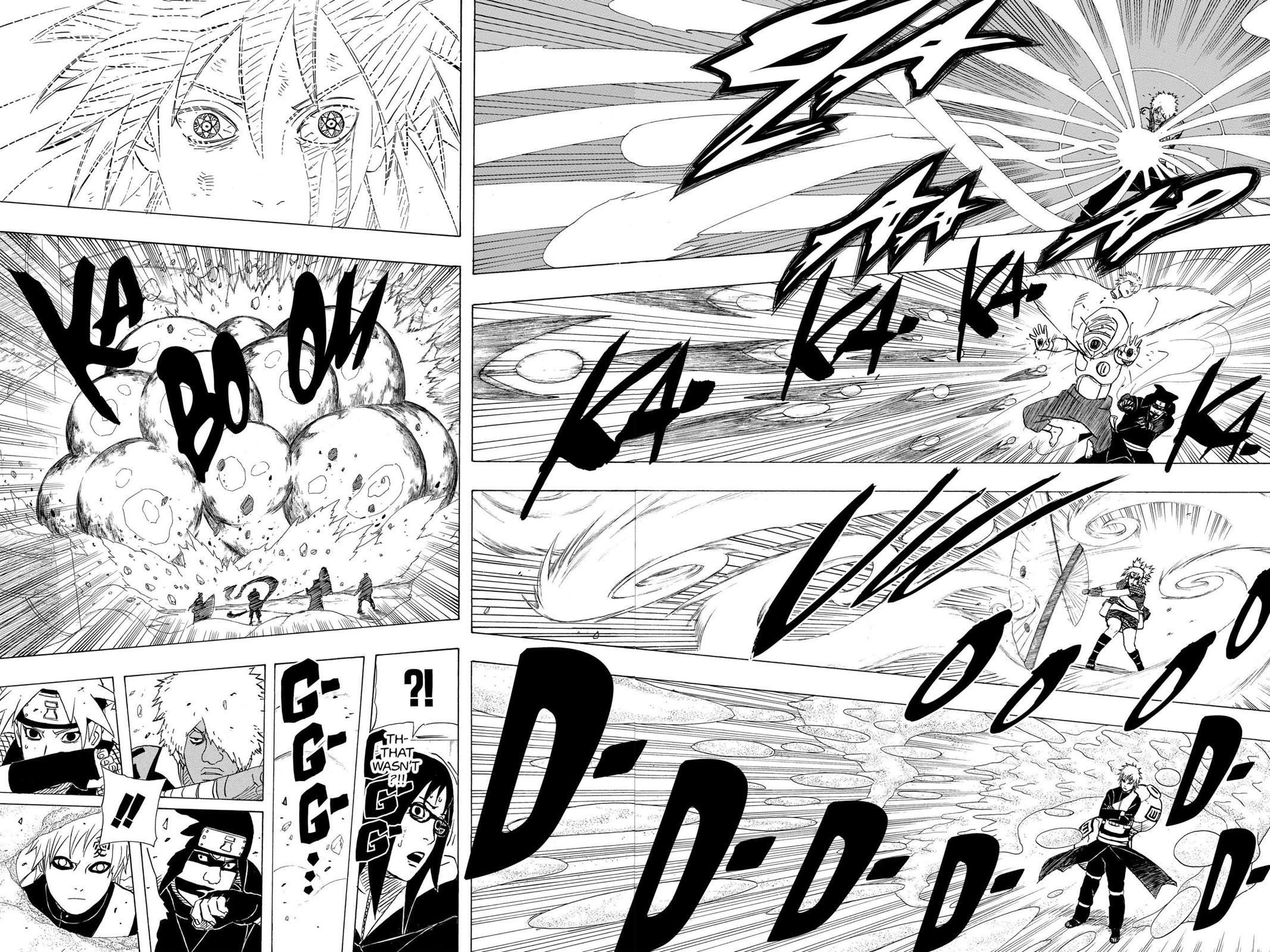 Naruto, Chapter 464 image 021