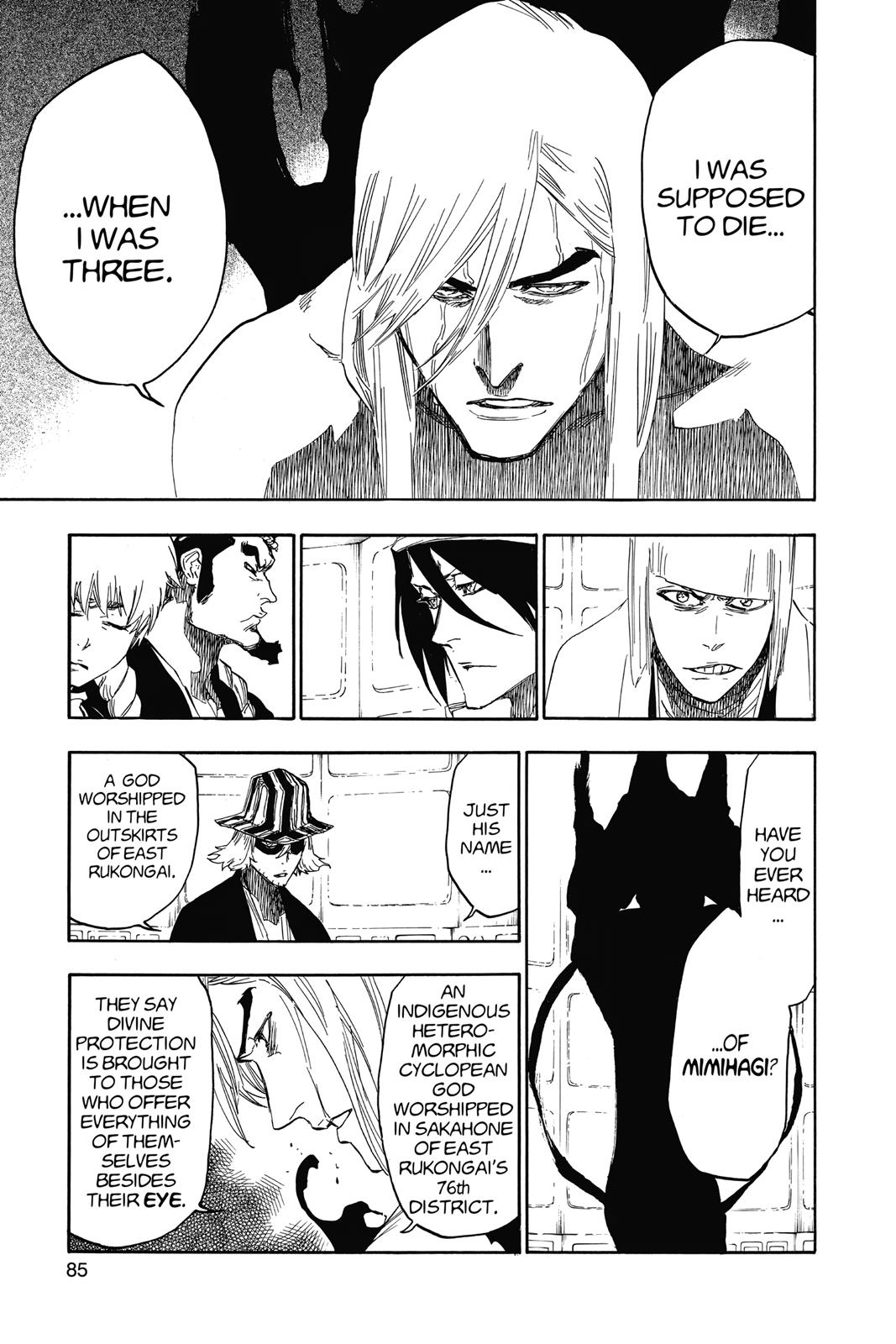 Bleach, Chapter 616 image 011