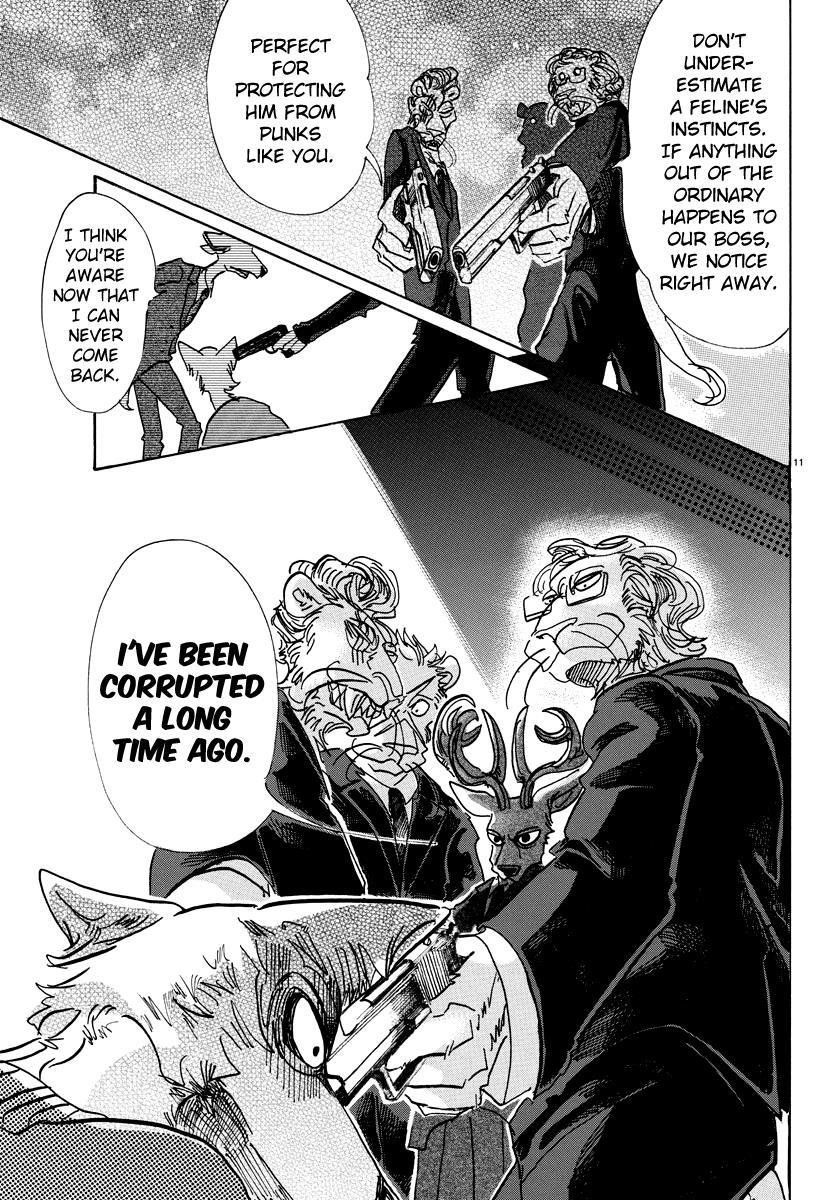 Beastars Manga, Chapter 76 image 011