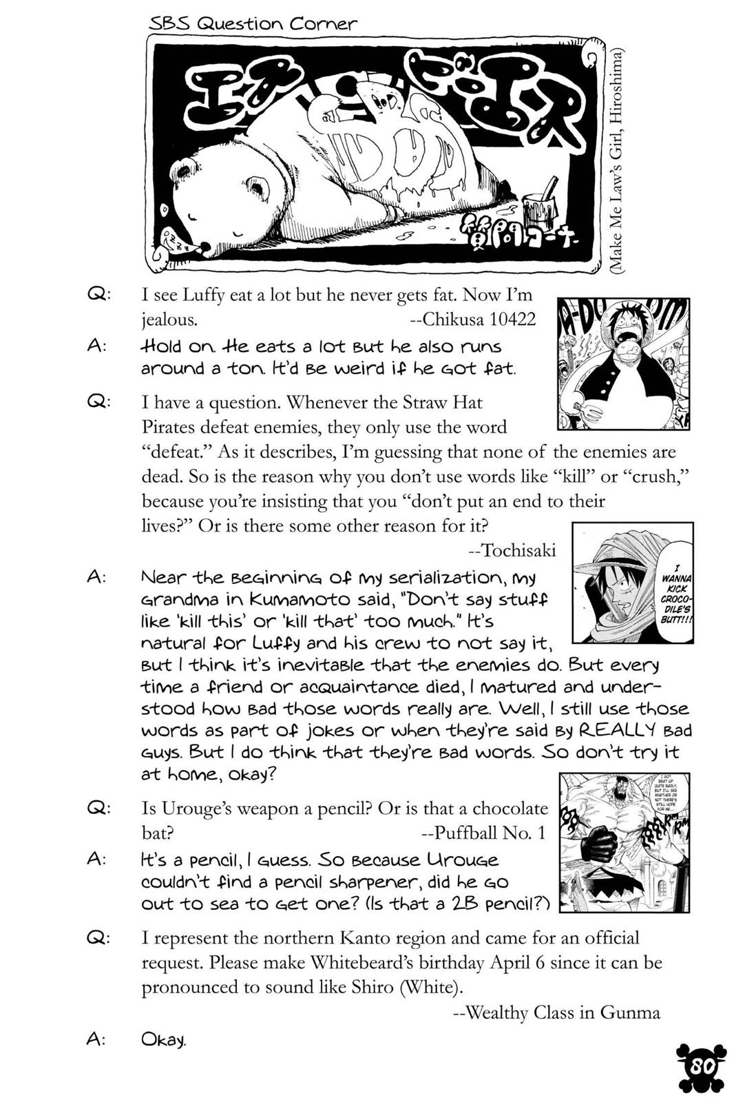 One Piece, Chapter 555 image 020