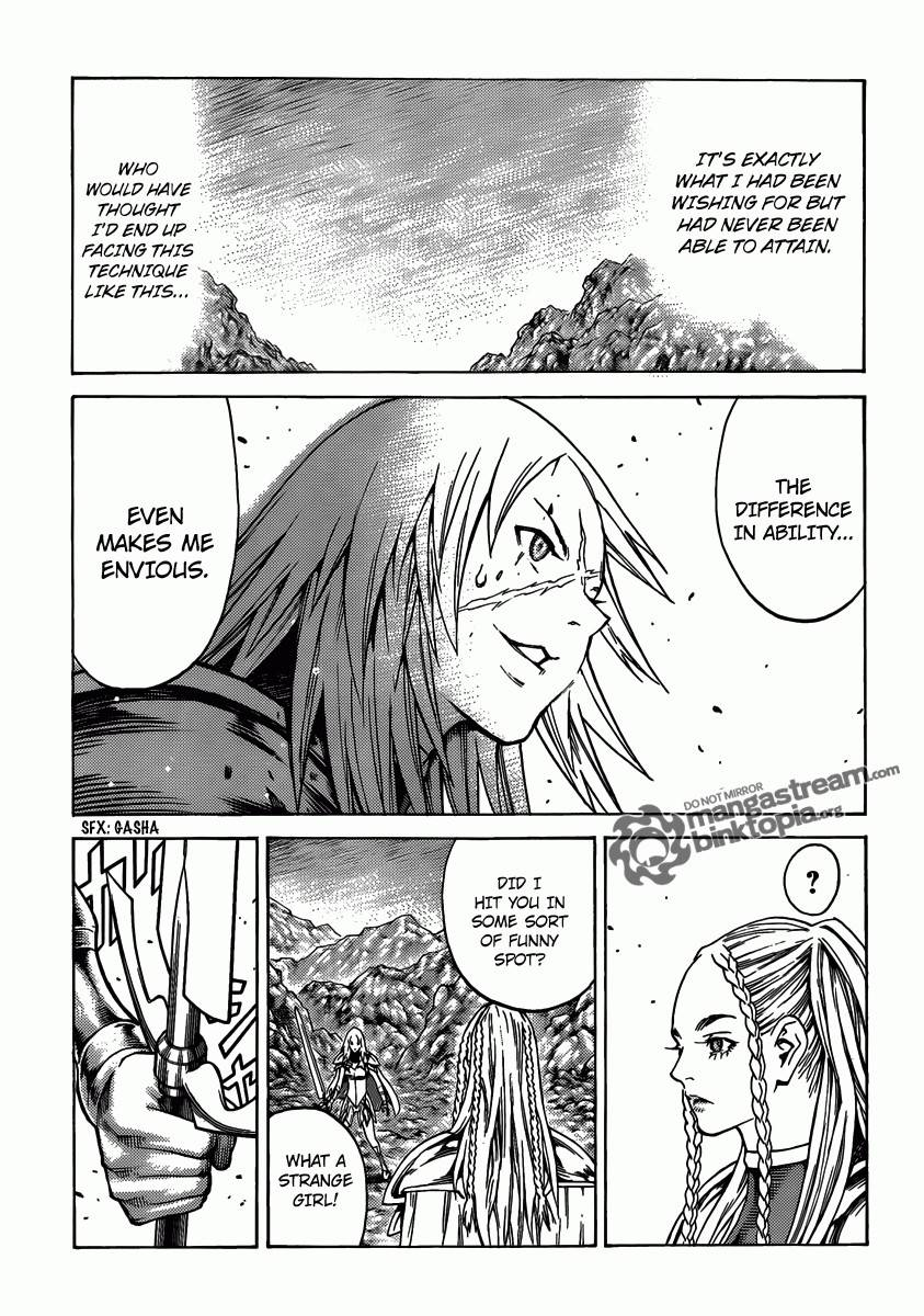 Claymore, Chapter 116 image 023