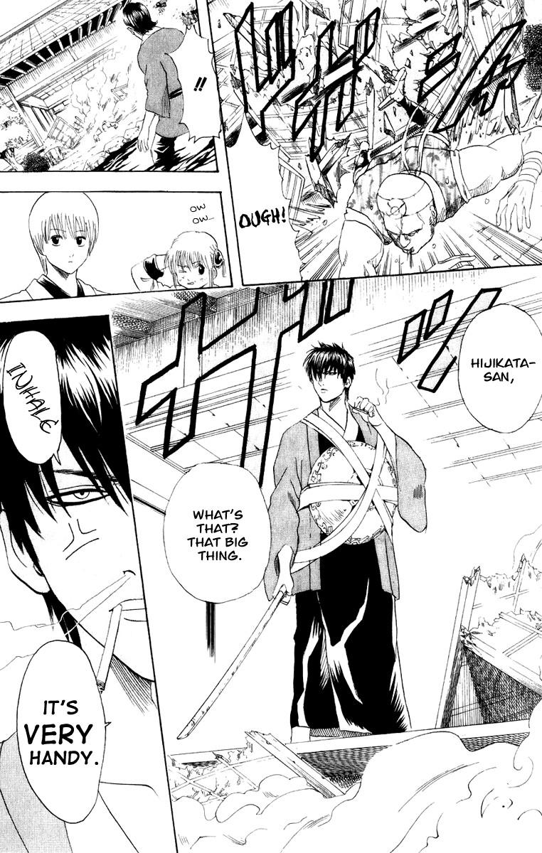 Gintama Chapter, 113 image 020