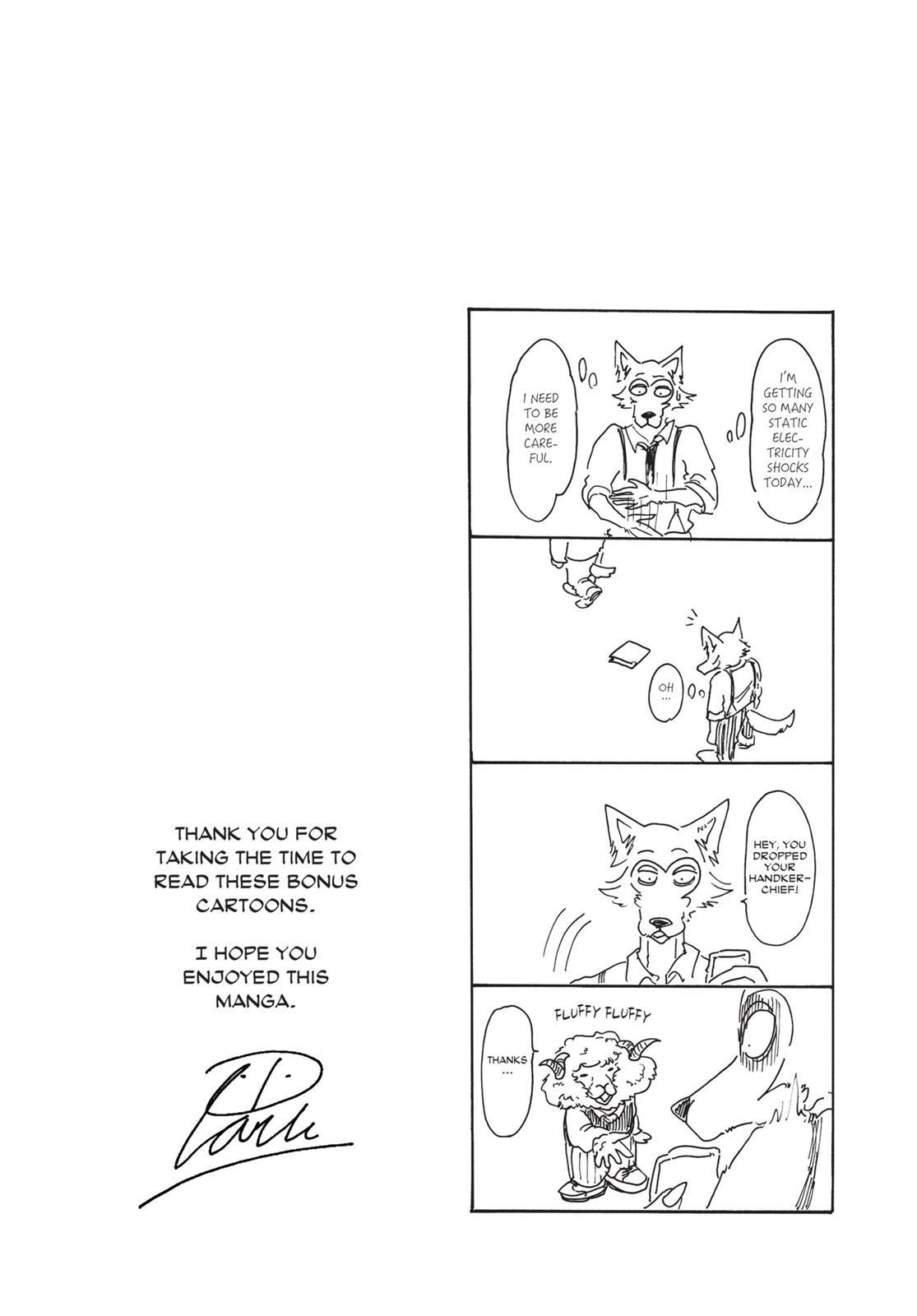 Beastars Manga, Chapter 7 image 026