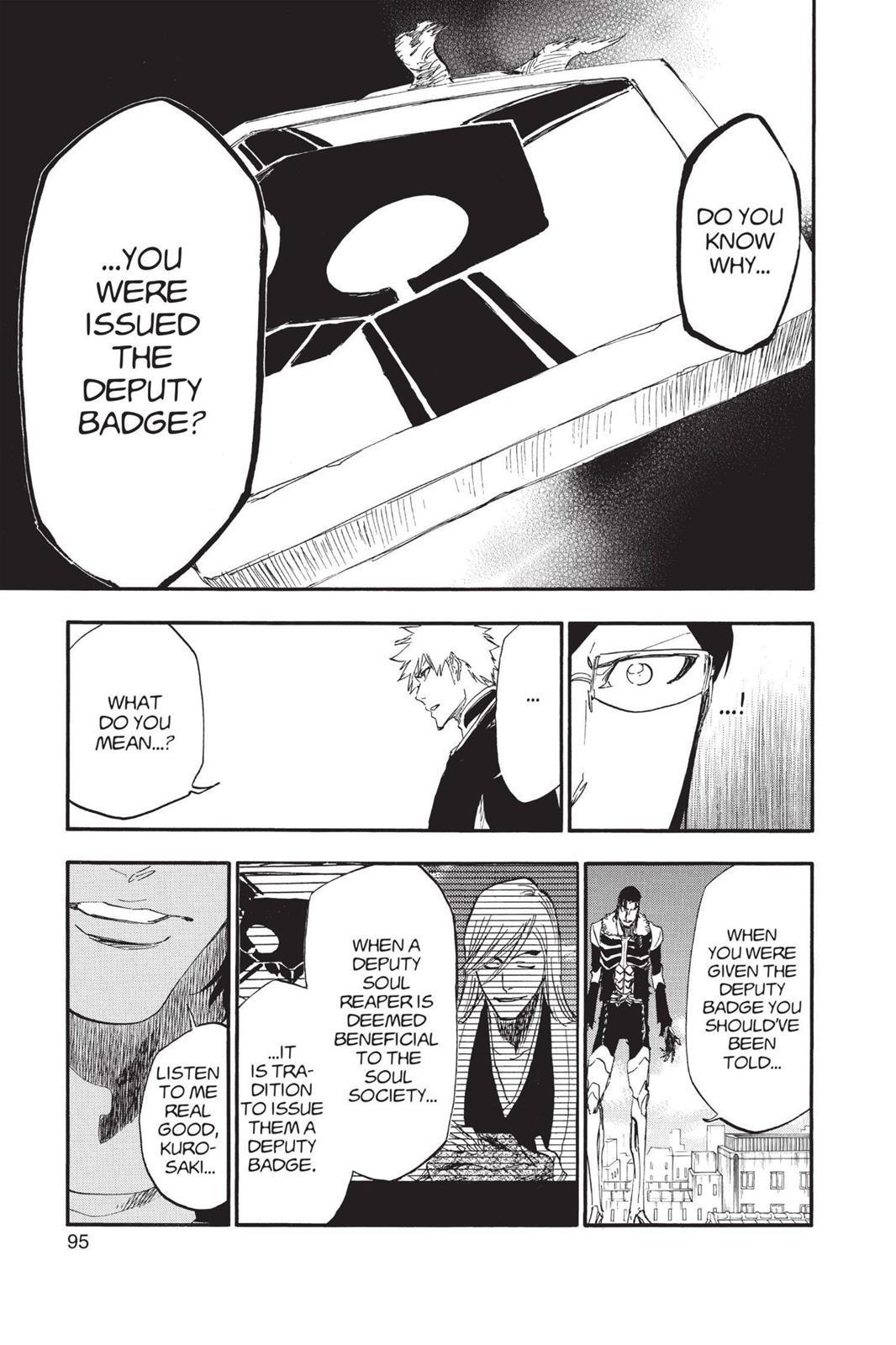 Bleach, Chapter 474 image 009