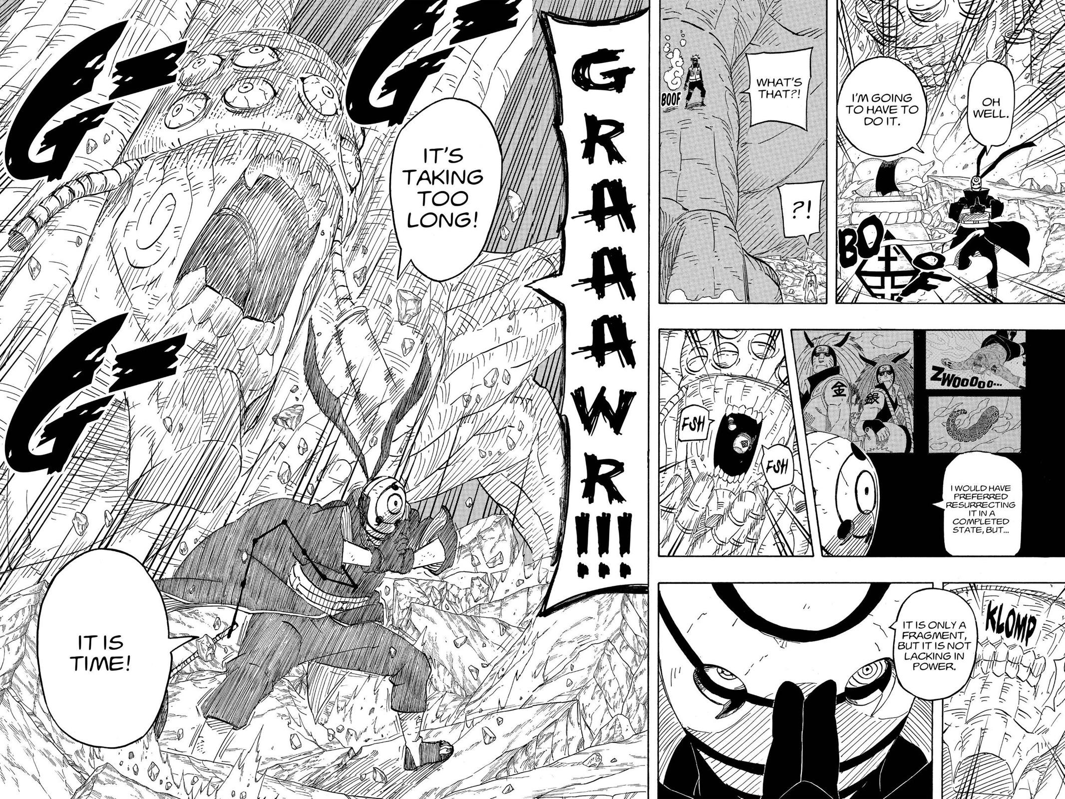 Naruto, Chapter 592 image 009