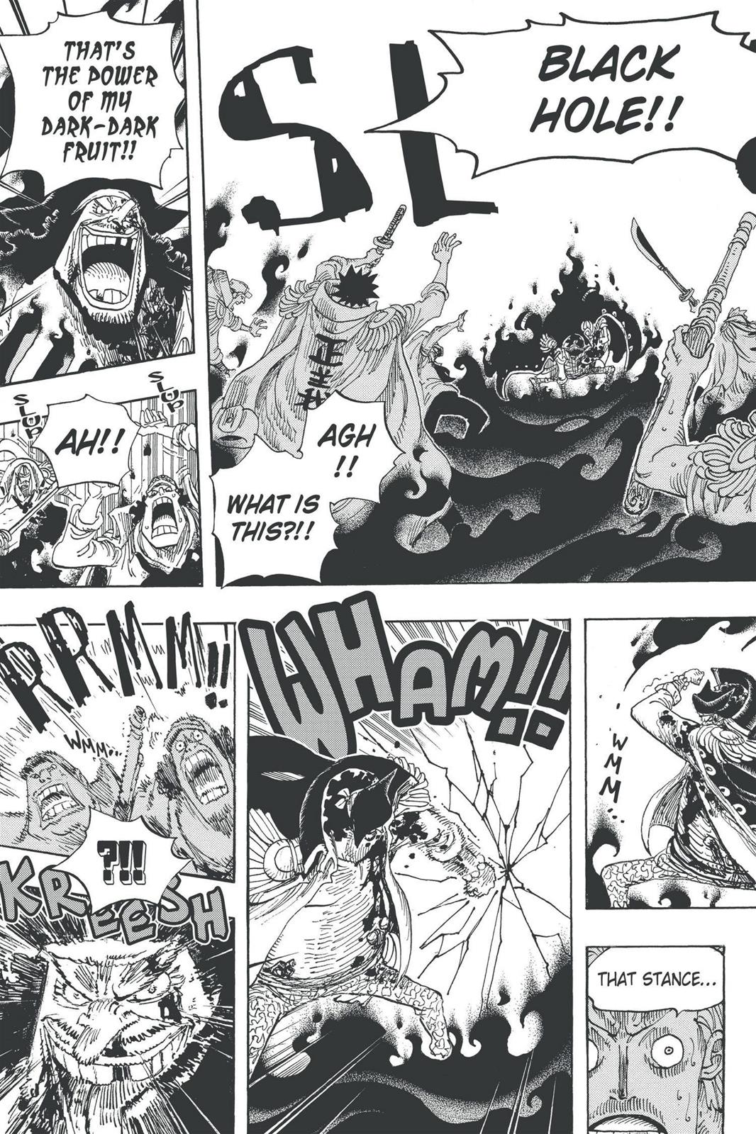 One Piece, Chapter 577 image 013