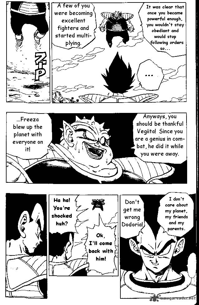 Dragon Ball, Chapter 257 image 012