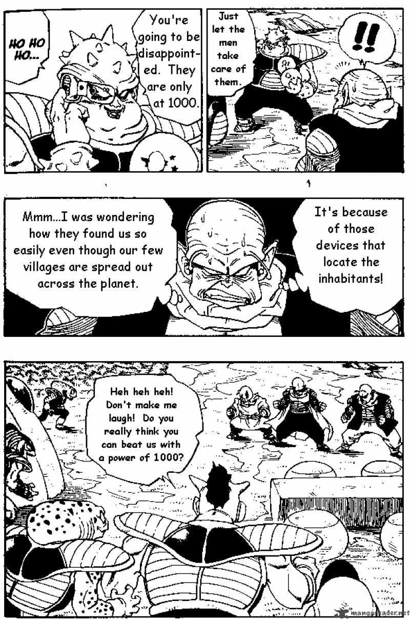 Dragon Ball, Chapter 253 image 005