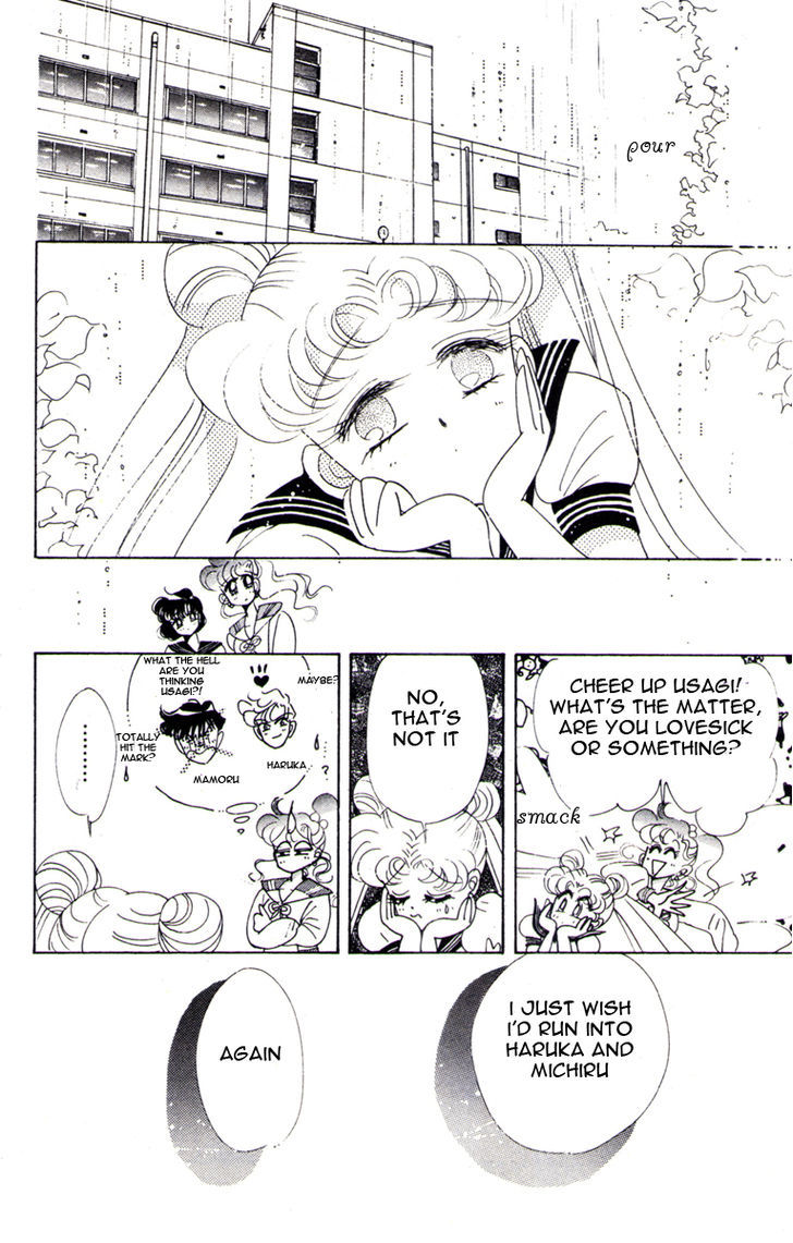 Sailor Moon, Cahpter 31 image 020