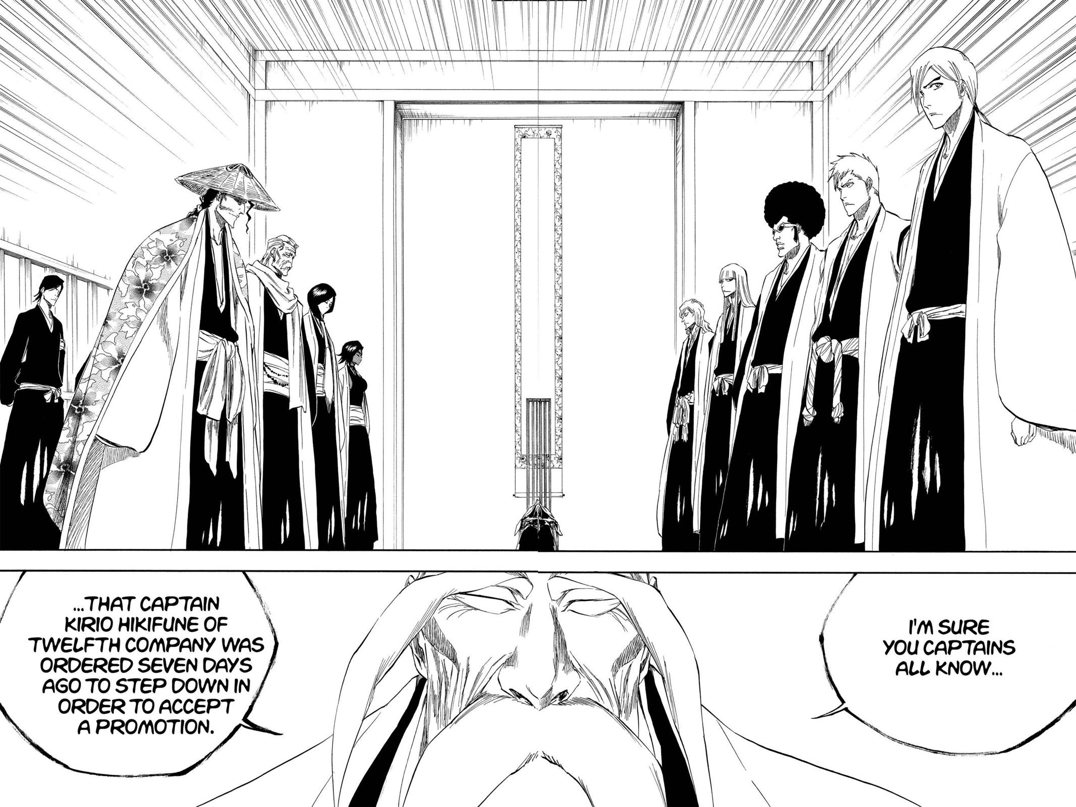 Bleach, Chapter 315.5 image 032