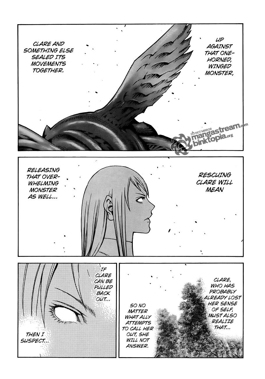 Claymore, Chapter 109 image 013