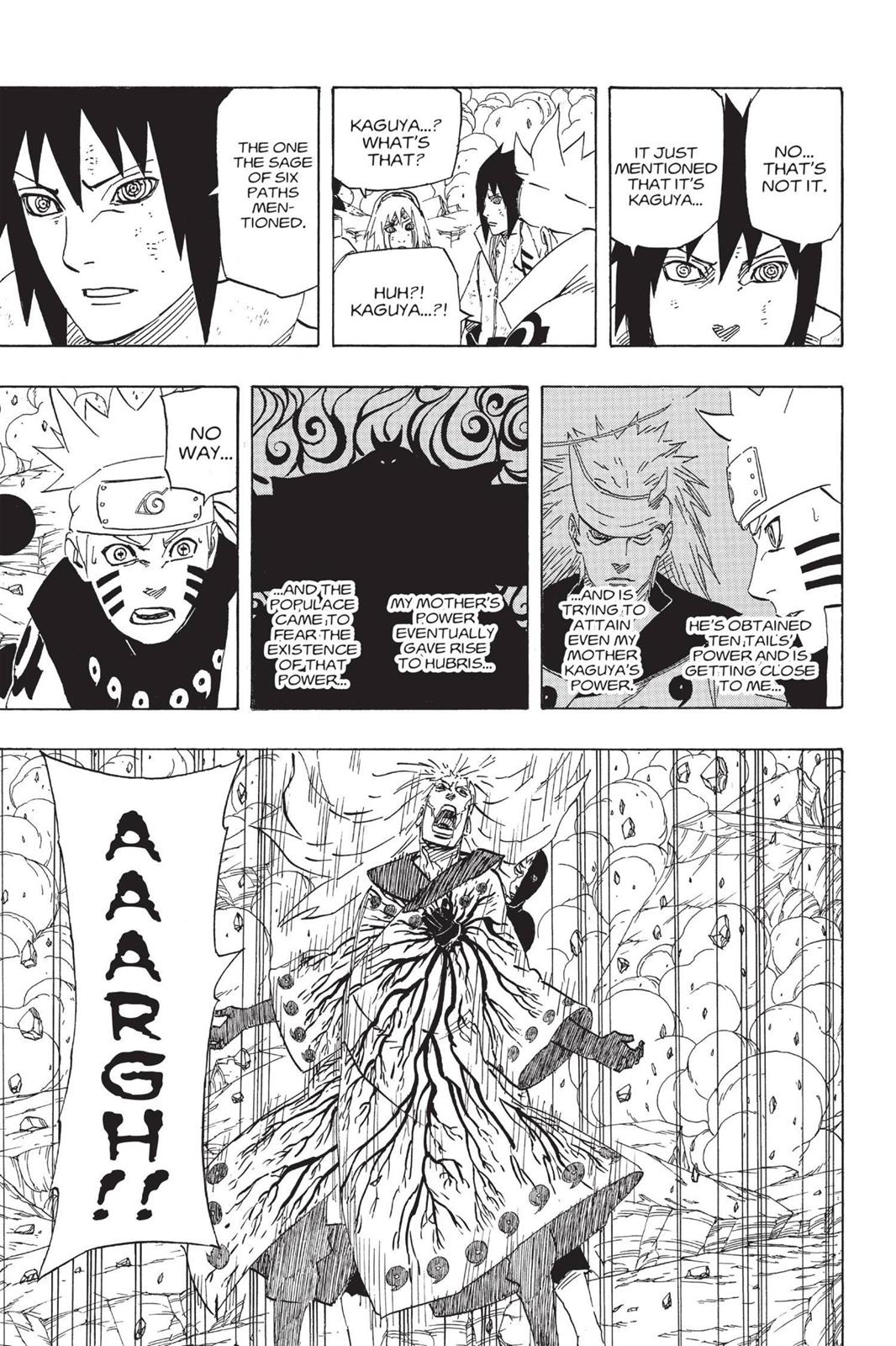 Naruto, Chapter 678 image 016