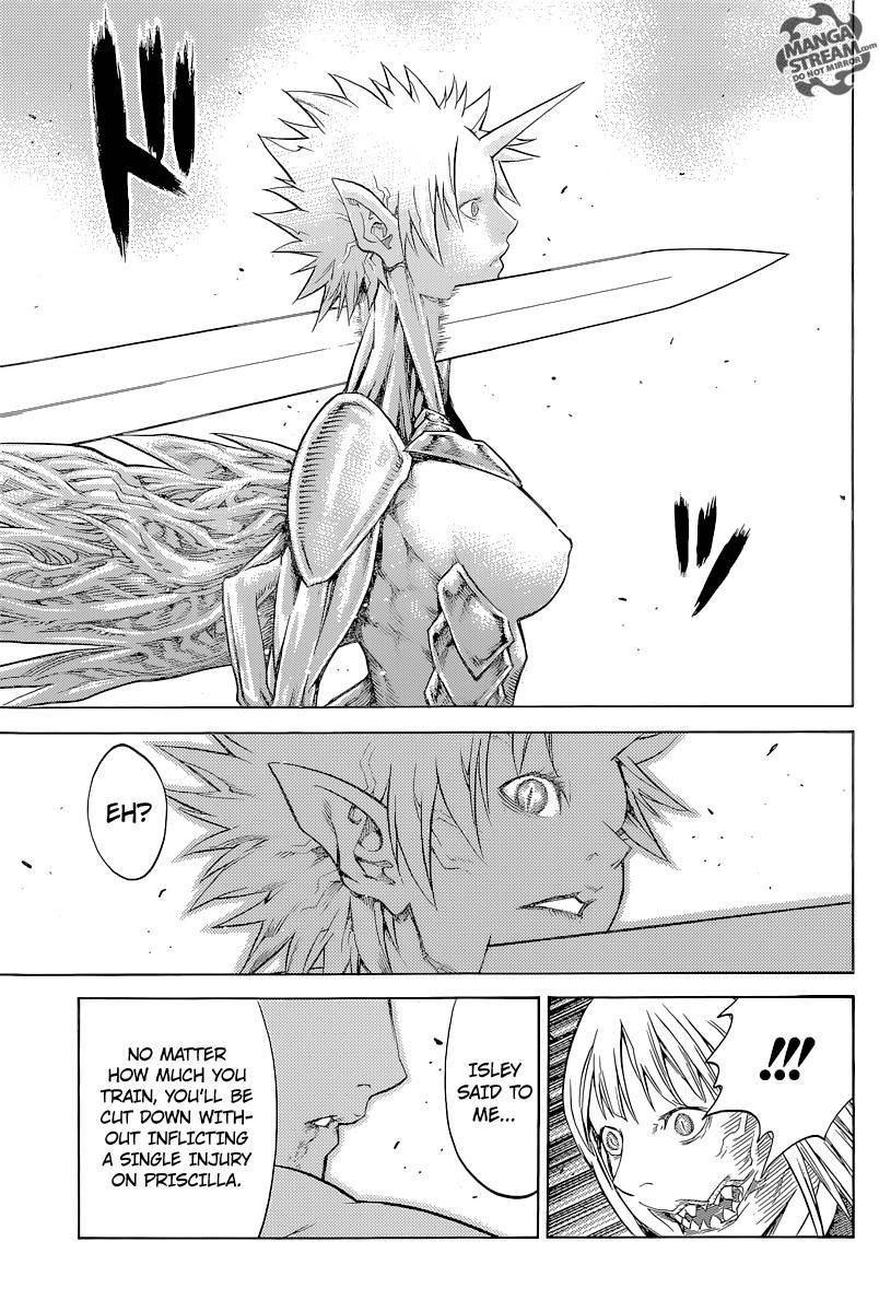 Claymore, Chapter 147 image 027