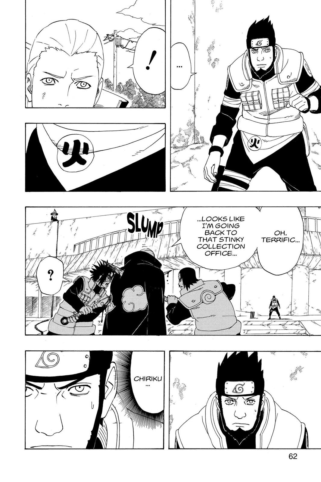 Naruto, Chapter 323 image 002