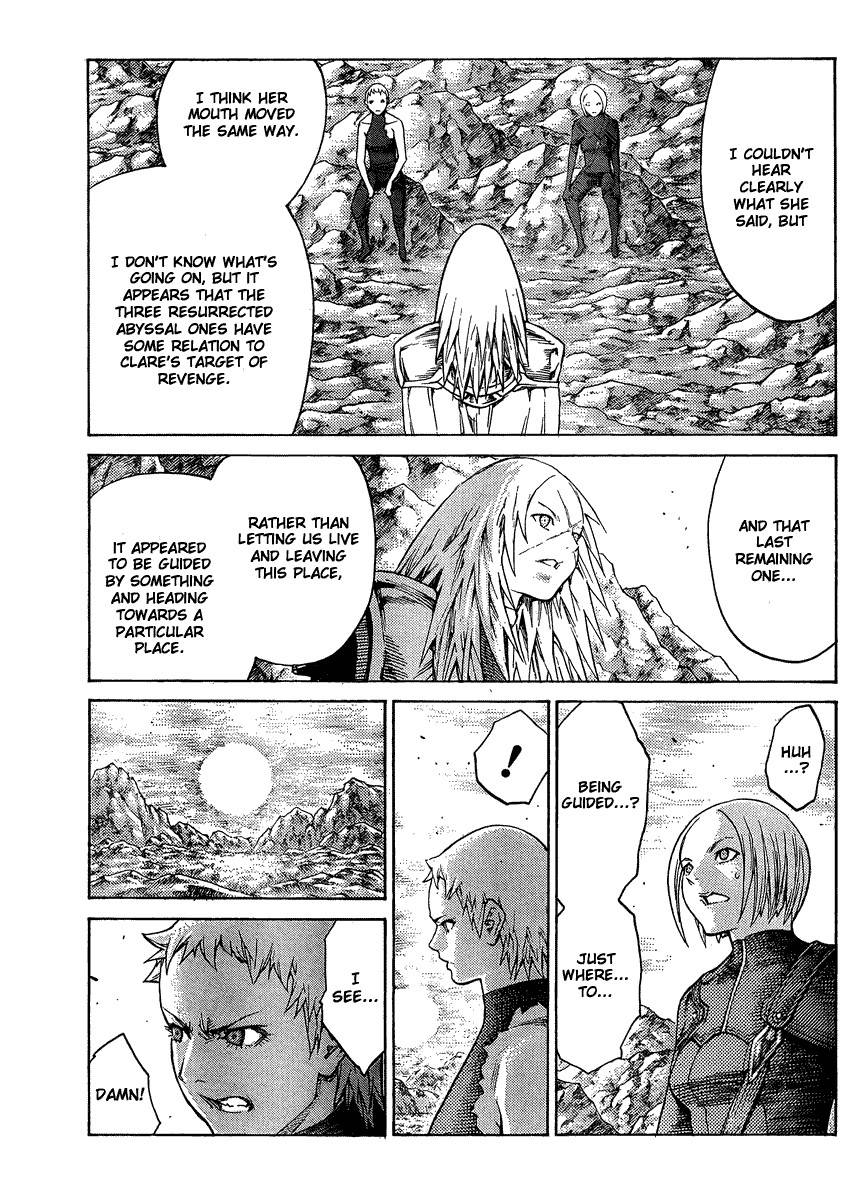 Claymore, Chapter 127 image 008