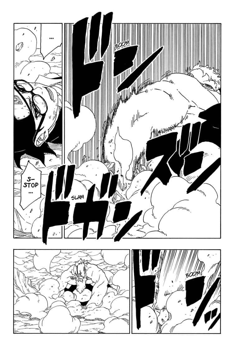 Boruto Manga, Chapter 43 image 022